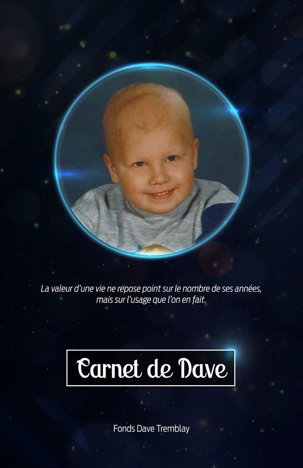 carnet de Dave